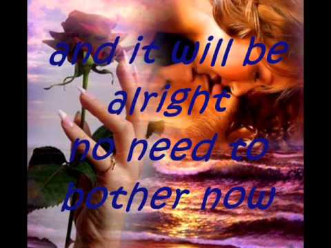We're All Alone     ( Rita Coolidge   Lyrics)