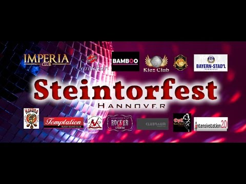 Party in Hannover Steintorfest 2016