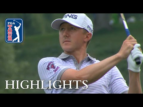 Mackenzie Hughes extended highlights | Round 1 | RBC Canadian