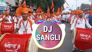 DJ SANGLI_Ganesh visarjan Dhol tasha Status    Devendra & Abhishek Upadhye Sanglikar.
