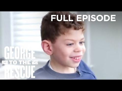 George Surprises a Teacher and Her Special Needs Son With a Home Renovation | George To The Rescue