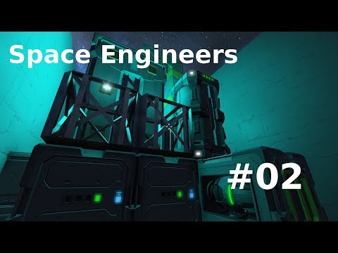 Hydrogen - Space Engineers - Survival  #02 - German | Deutsch