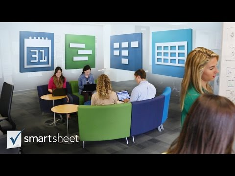 Work Your Way with Smartsheet