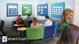 Work Your Way with Smartsheet