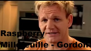 Raspberry Millefeuille l Gordon Ramsay l Gordon Ramsay - Chef