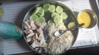 How To Make Boiled Chicken high protein Diet Tasty
