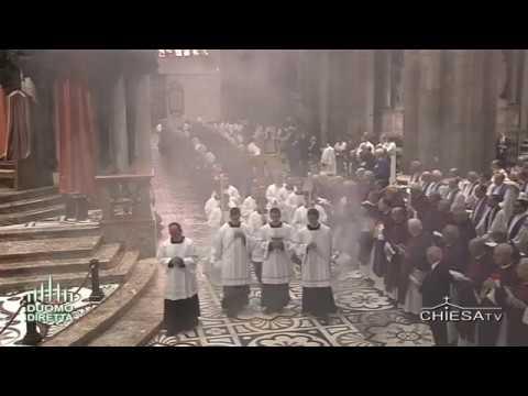 8 agosto 2017 Duomo di Milano - funerali del card. Dionigi Tettamanzi (ChiesaTV)