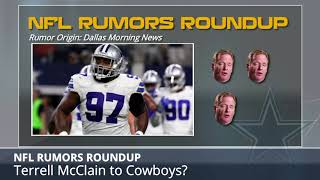 NFL Rumors: Brandon Marshall to Seahawks, Corey Coleman Trade And Mark Ingram
