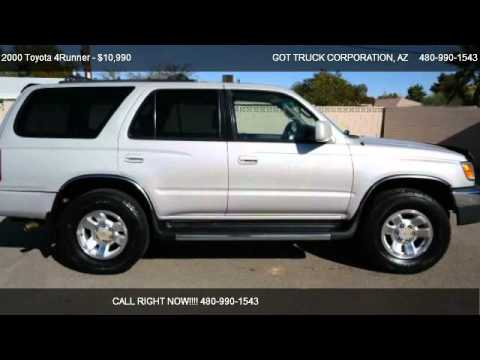 2000 toyota 4runner sr5 3 4l manual for sale in scottsdale az rh youtube com toyota 4runner manual transmission for sale 1999 toyota 4runner manual transmission for sale