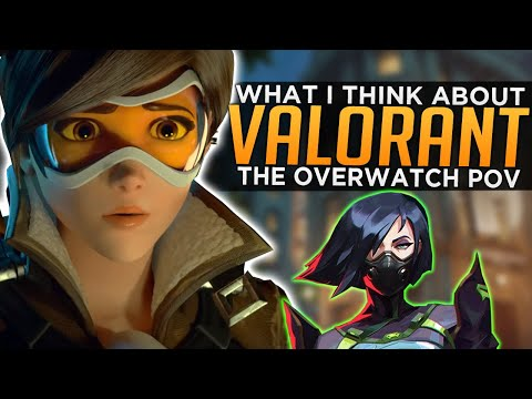 A VALORANT Review from an Overwatch Player's Perspective