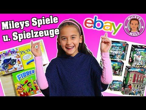 Massenhaft Spielzeuge und Spiele bei eBay - Alles muss raus! Spendenaktion   Mileys Welt