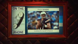 Chargers QB Philip Rivers Will NOT Be Playing When He