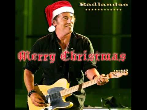 Bruce Springsteen Christmas.Merry Christmas From Bruce Springsteen Early 70 S