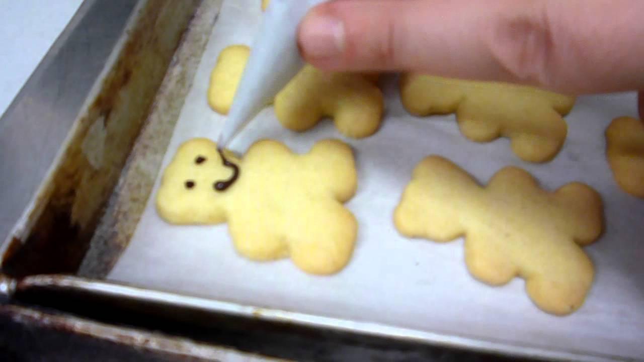 Conosciuto Come Fare i Biscotti per Bambini di Pasta Frolla - Ricette Dolci e  RP94