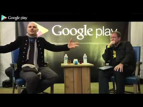 Billy Corgan Interview at SXSW 2012 with Google Play at Android House