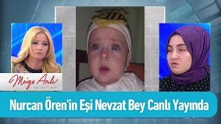 Nurcan Ören'in eşi Nevzat Bey canlı yayında - Müge Anlı ile Tatlı Sert 3 Mayıs 2019