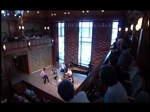 Story of the Shalin Liu Performance Center at Rockport Music