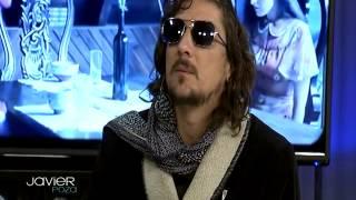 Javier Poza entrevista a León Larregui
