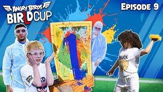 Angry Birds - BirLd Cup | Splat Wars  - Ep.9