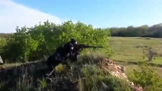Война СРОЧНО! УКРАИНА!!! Черные человечки Стреляют по Дончанам, Луганск,Донецк,Мариуполь