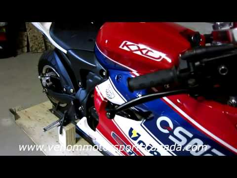 2017 X15 Super Pocket Bike Unboxing 90cc Brand New! In Stock!