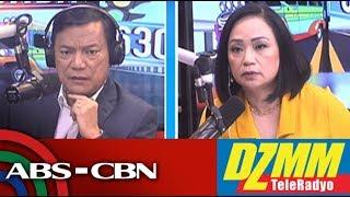 DZMM TeleRadyo: Bacani - Hard to probe Duterte's priest abuse claim as clergyman already dead