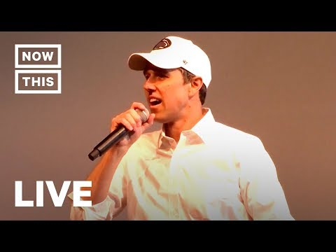 Beto ORourke Meets Students at Penn State — LIVE | NowThis