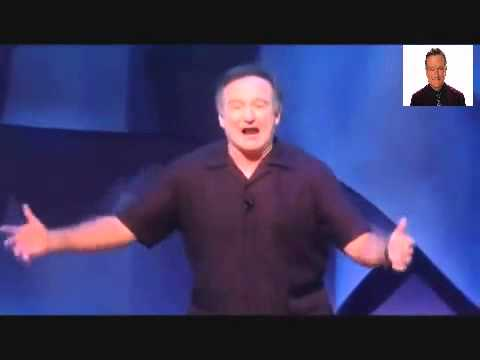 Comedian - Robin Williams Best Scenes