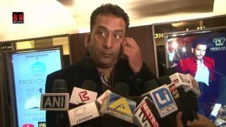Sunil Pal At Screening Of Film Prakash Electronic 2
