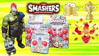HULK SMASH ! ZURU Smashers Series 1--Super Rare Found !