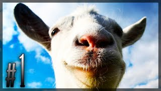 Goat Simulaator - Fuk The Police.