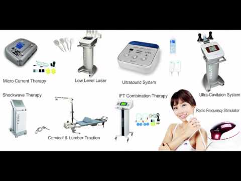 See the latest physiotherapy equipment video
