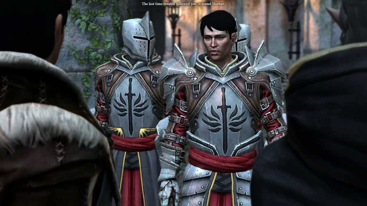 All scenes with Carver | Dragon Age 2 - YouTube