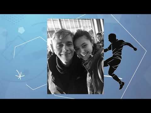 Michel y de cómo el básquet con amigos terminó siendo contención en su vida luego del retiro