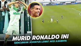 """""""Mengingatkan Juve Pada Ronaldo"""" Lihatlah Aksi M. Lopez Mempermalukan Juventus Dengan Selebrasi CR7"""