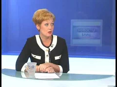Гость Ольга Ярыченко и о  руководителя ГОБУ Многофункциональный центр Мурманской области