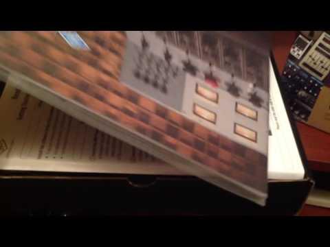 Universal Audio UAD-2 OCTO PCIe Unboxing