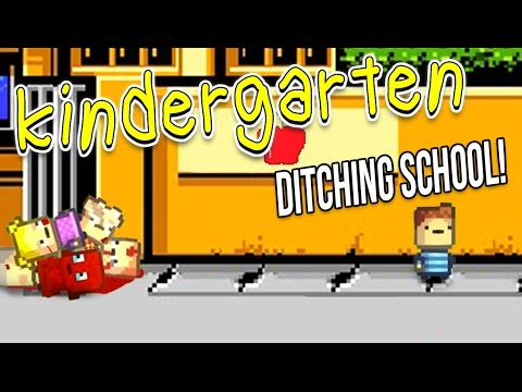 ELIMINATING ALL STUDENTS AND DITCHING SCHOOL!   Kindergarten Ms Applegate Mission