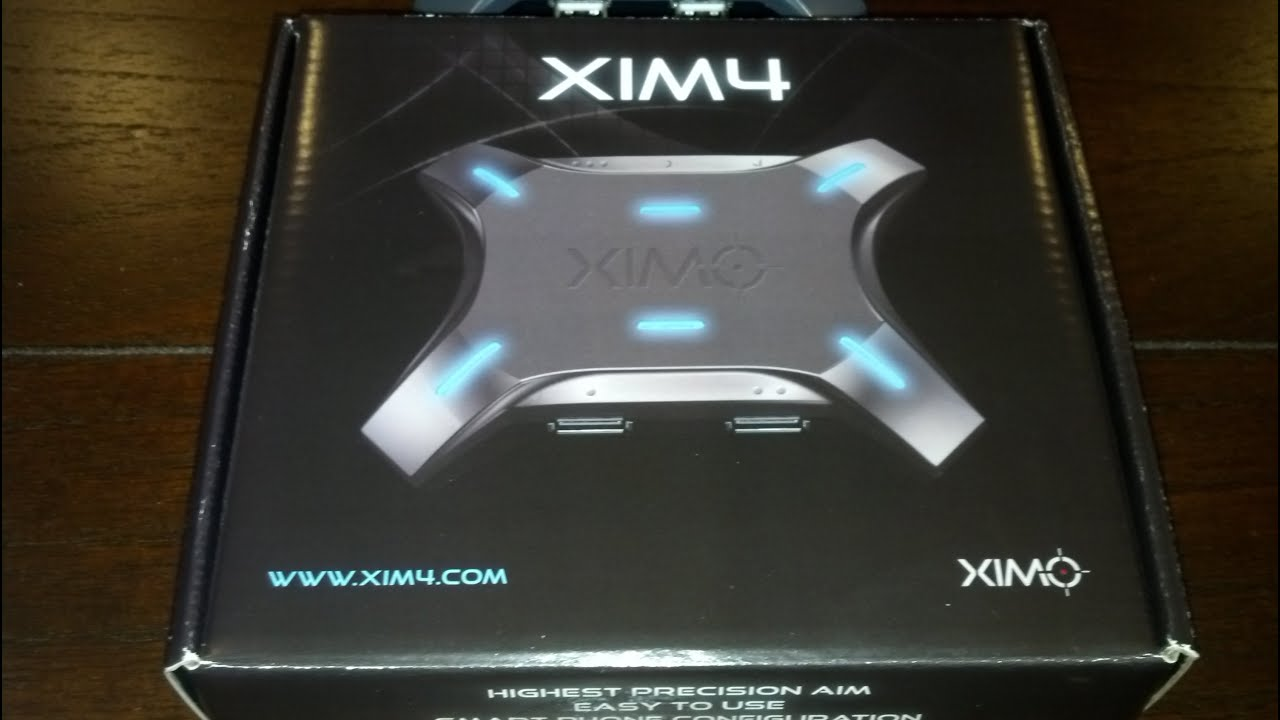 XIM4 Unboxing  Keyboard and Mouse Adapter for PS4/Xbox One/Xbox 360/ PS3