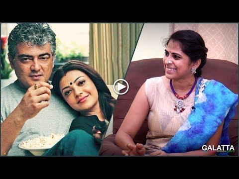 Kaadhalada Experience, Pooja's Live Chat on Vivegam | Thala Ajith