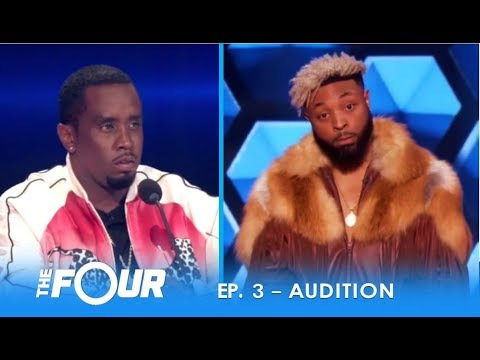 "Cover Lagu Elijah Connor: ""Diddy"" Tests Confident Artist With EPIC STAREDOWN! 
