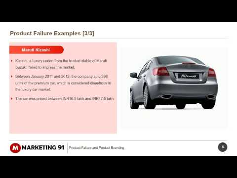 Product Failure - What causes a Product failure and Examples