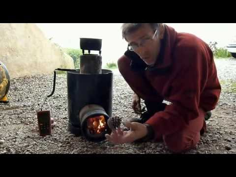 ep 1 fabriquer 3 types de poele rocket 3 homemade rocket stoves youtube. Black Bedroom Furniture Sets. Home Design Ideas