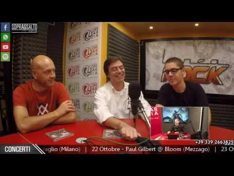 On Air #5 - ITALY - Radio Lombardia 100.3FM LINEA ROCK