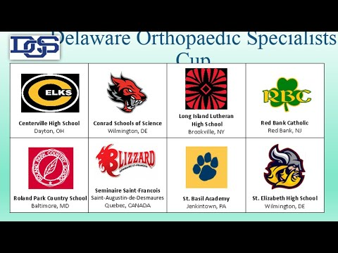 Roland Park Country (MD) vs St Basil Academy (PA) Delaware Orthopaedic Specialists Cup