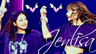 JENLISA - Whipped couple~😏 Jennie shows her love for Lisa🤗💕