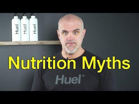 Nutrition Myths Huel Nutrition