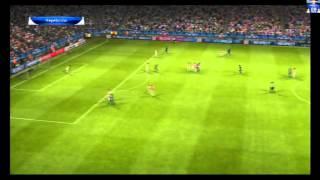 PES 2012 PS3 FINAL CHAMPIONS LEAGUE AJAX vs BARCELONA