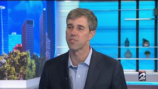 Houston Newsmakers 0902 Beto O\'Rourke