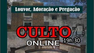 Culto 02/05/2021